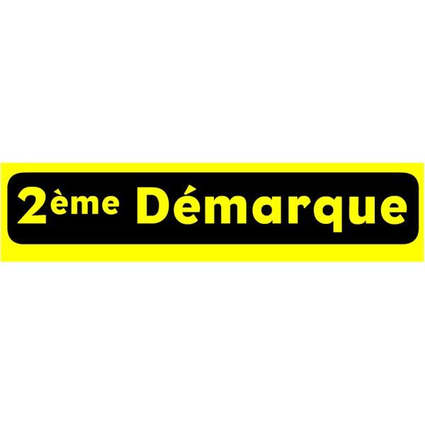 Bandeaux fluo 90 300cm 2 me d marque pour commerces et op rations - Soldes 2eme demarque ...