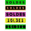 18-60cm Bandeaux fluo SOLDES