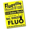 Affiches FLUO A2 - 45X60 / 42x60.