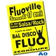 Affiches fluo A0 - 90x120cm