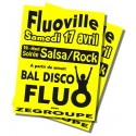Pack affiches fluo SOFT