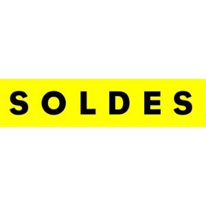 Bandeaux fluo SOLDES jaune modèle 1