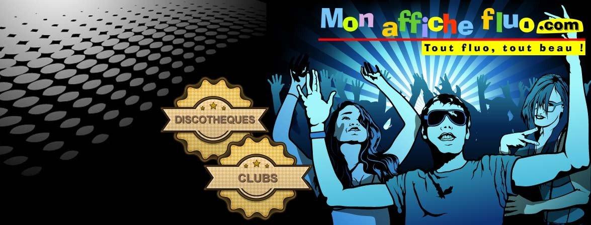 Discothèques et clubs